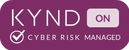 KYND Cyber Risk Managed logo