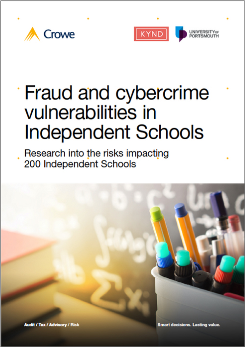 Fraud and Vulnerabilities in Independent Schools