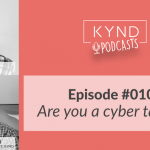 Are you a cyber target #TheKYNDPodcast